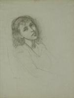 Бальтюс (Бальтазар Клоссовски де Рола). Портрет девушки