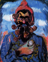 Rene Magritte. Cripple