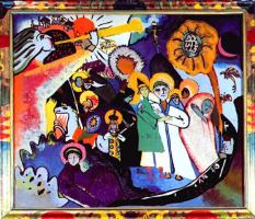 Wassily Kandinsky. All Saints ' Day I