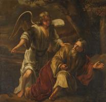 Фердинанд Балтасарс Боль. Библейская сцена