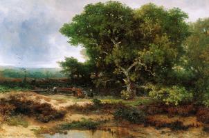 Йоханнес Билдерс. Пейзаж