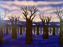 Мигель Ривера Багур. Деревья