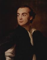Антон Рафаэль Менгс. Мужской портрет