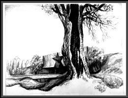 Boris Mikhailovich Koslunikov. Tree of war