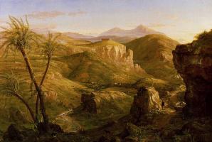 Томас Коул. Храм Сегесты