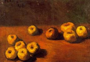 Мануэль Гиль. Яблоки