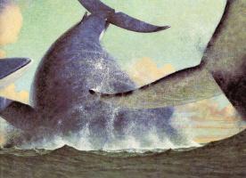 Гэри Блайт. Песни китов 04