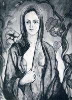Франсис Пикабиа. Девушка в черном