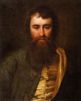 Дмитрий Григорьевич Левицкий. Портрет купца А. И. Борисова