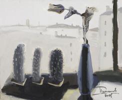 Дмитрий Евгеньевич Иконников. Три кактуса
