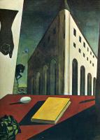 Джорджо де Кирико. Желтая книга