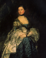 Thomas Gainsborough. Lady Alston