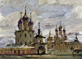 Борис Анатольевич Студенцов. Ростовский Кремль