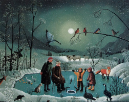 Екатерина Партридж. Ночная рыбалка