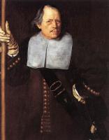 Якоб ван Ост Старший. Портрет Фовина Де Хаски