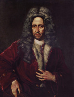 Ян Купецки. Мужской портрет