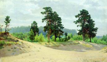 Иван Иванович Шишкин. Опушка леса