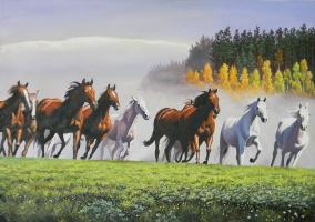 Running of the herd