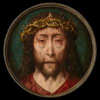 Альберт Баутс. Христос, коронованный терновым венцом