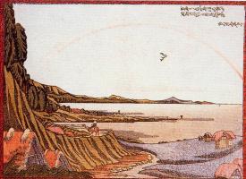 Кацусика Хокусай. Вид на море