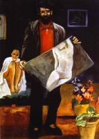 Франсис Пикабиа. Цветок в горшке
