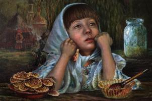 Gennady Dumov. Pancake week