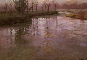 Фриц Таулов. На французской реке