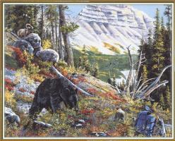 Эндрю Кисс. Черный медведь