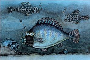 Бентон Махан. Рыбы