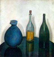 Роберт Рафаилович Фальк. Бутылки и кувшин