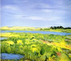 Джейн Фрейличер. Пейзаж 18