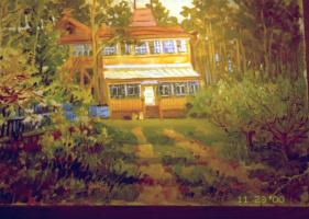 Kindergarten in Malahovka