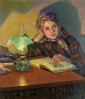 Николай Петрович Богданов-Бельский. Вдохновение