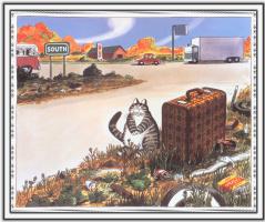 Бернард Клибан. Сны кошек 48