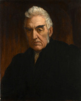 George Frederick Watts. Историк Генри Харт Милман