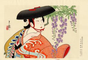 Тадамаса. Японская живопись. Тадамаса10