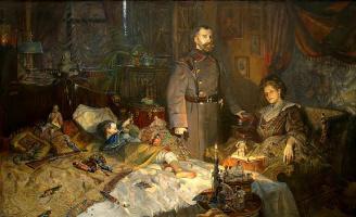 Павел Викторович Рыженко. Александровский дворец