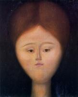 Антонио Буэно. Лицо девушки