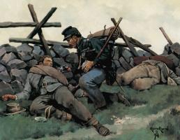 Кит Рокко. Гражданская война Америки 11
