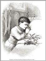 Томас Наст. Он молился