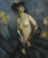 Jean Domerg - Gabriel 1889 - 1962 France. Beautiful Venetian. 1927