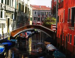 Рафаэлла Спенс. Лето в Венеции