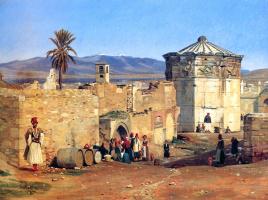 Мартинус Рорби. Доставка воды в Греции