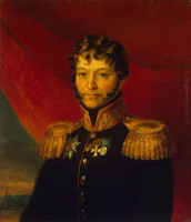 Джордж Доу. Портрет Николая Федоровича Титова