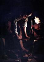 Жорж де Латур. Святой Иосиф-плотник