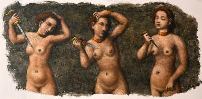 Три версии смерти Лукреции