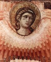 Пьетро Каваллини. Страшный суд, деталь: Ангел