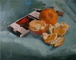 Alexander Giza-Ciobanu. Oranges