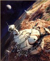 Джон Берки. Космическая станция