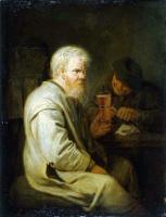 Давид Рейкарт. Крестьяне в кабачке